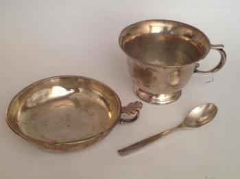 Metal Dishes - 1930